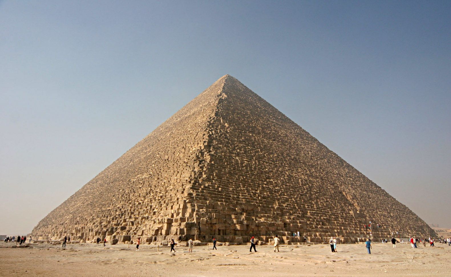 Help me with my essay about pyramid?