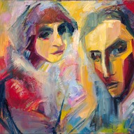 August (Marina Tsvetaeva and Boris Pasternak, after Boris Pasternak)