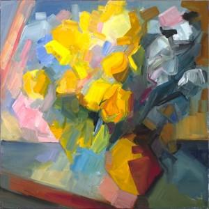 Sonnet 5: Flowers distilled