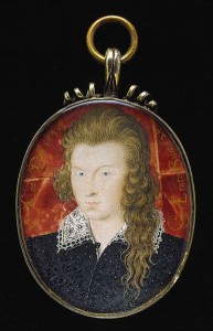Henry Wriothesley, 3rd Earl of Southampton, 1594.
