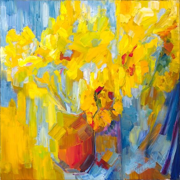 Lena Levin. Sonnet 18: Thy eternal summer