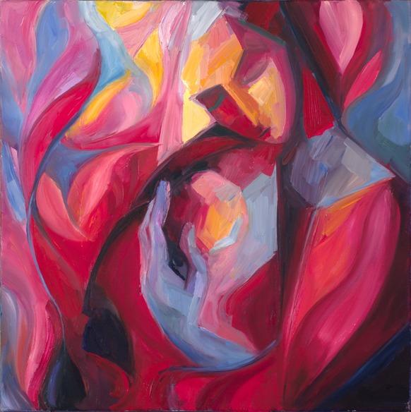 Lena Levin. Sonnet 22: Bearing thy heart